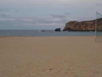 Nazaré beach